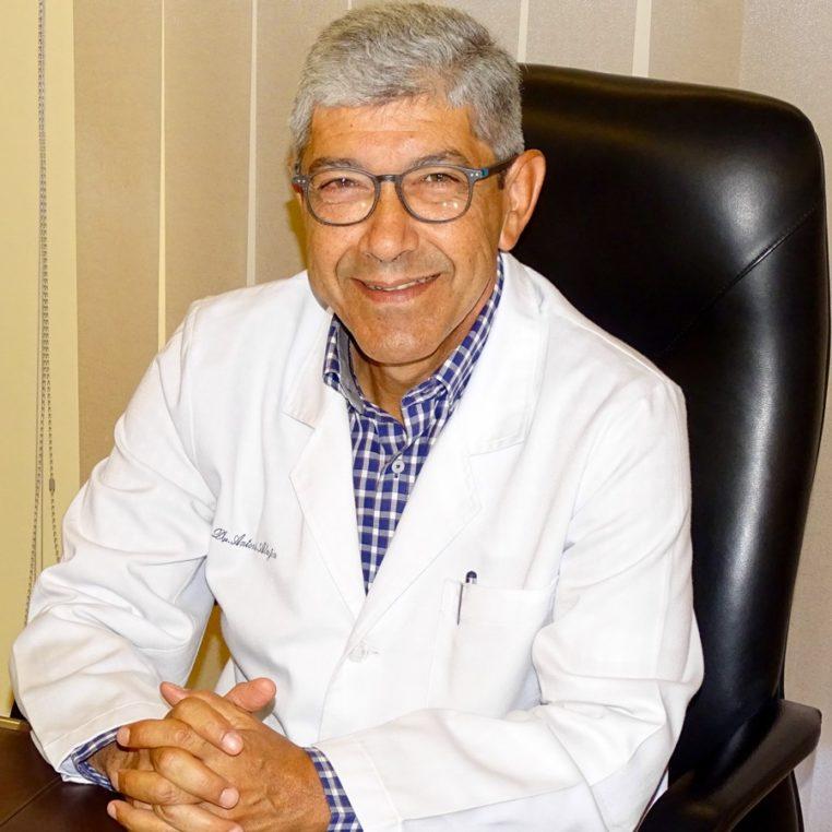 Dr. Antonio Alayón Fumero, neurólogo en Tenerife