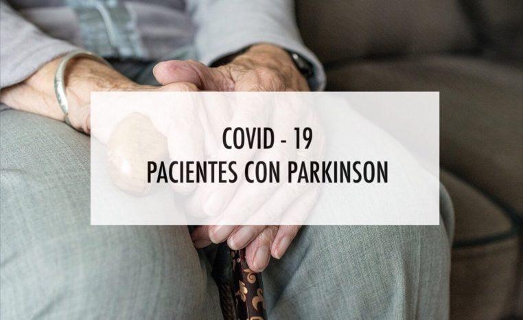 La Sociedad Española de Neurologia (SEN), debido al nuevo escenario que estamos viviendo con la infección por el Covid- 19, ha elaborado un mensaje aclaratorio dirigido tanto a los pacientes que sufren la enfermedad de parkinson u otros trastornos del movimiento, como a sus familias y cuidadores.
