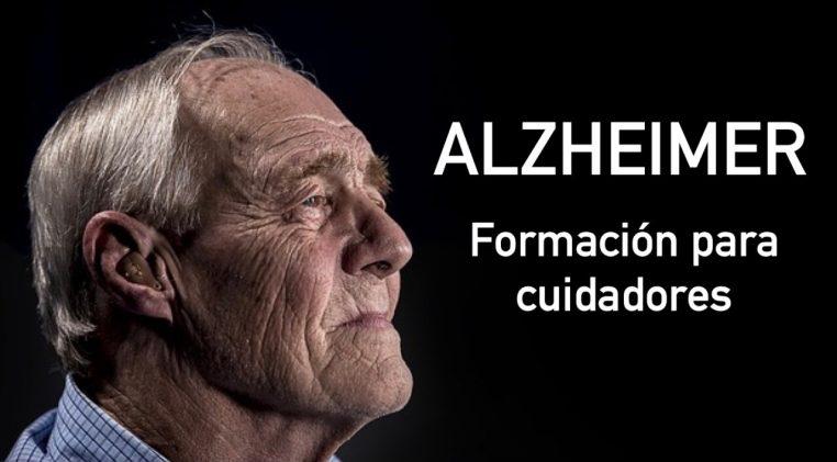 Formación para cuidadores de pacientes de alzheimer
